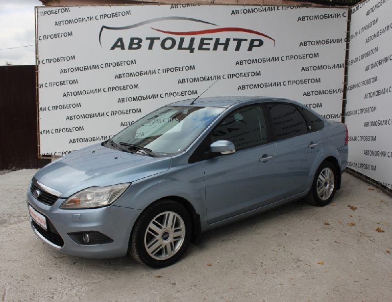 Ford Focus <br />2.0 AT (145 л.с.)