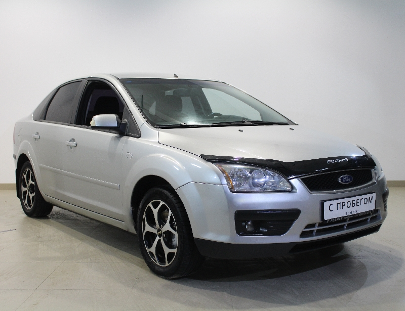Ford Focus <br />1.8 MT (125 л.с.)