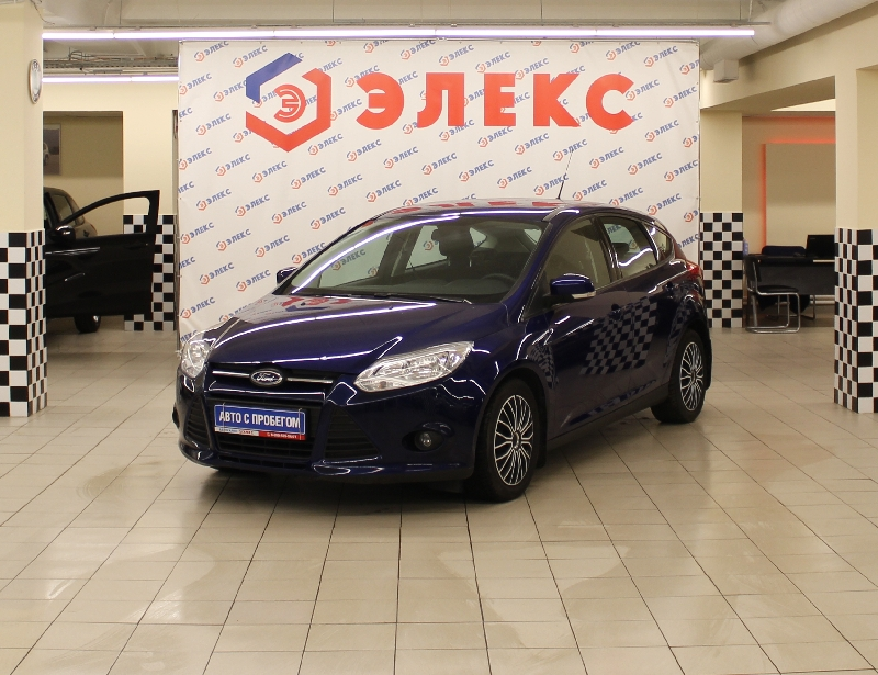 Ford Focus <br />1.6 AT (105 л.с.)