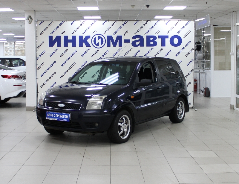 Ford Fusion <br />1.6 MT (101 л.с.)