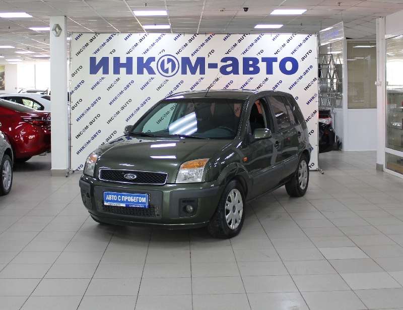 Ford Fusion <br />1.6 AT (101 л.с.)
