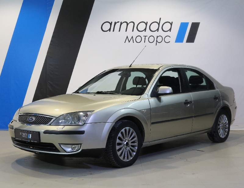 Ford Mondeo <br />1.8 MT (125 л.с.)
