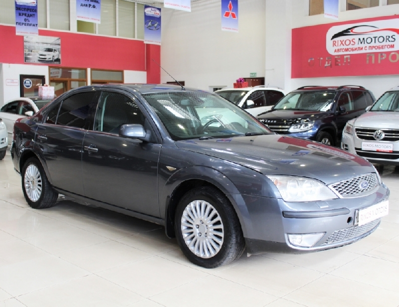 Ford Mondeo <br />2.0 AT (145 л.с.)