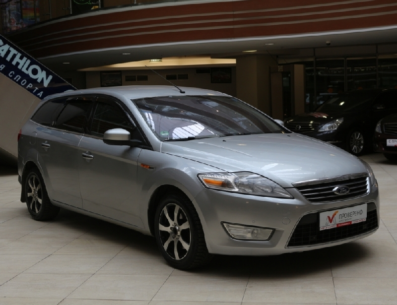 Ford Mondeo <br />2.0d AT (140 л.с.)