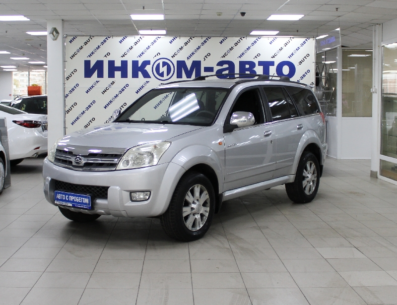 Great Wall Hover <br />2.4 MT (130 л.с.) 4WD