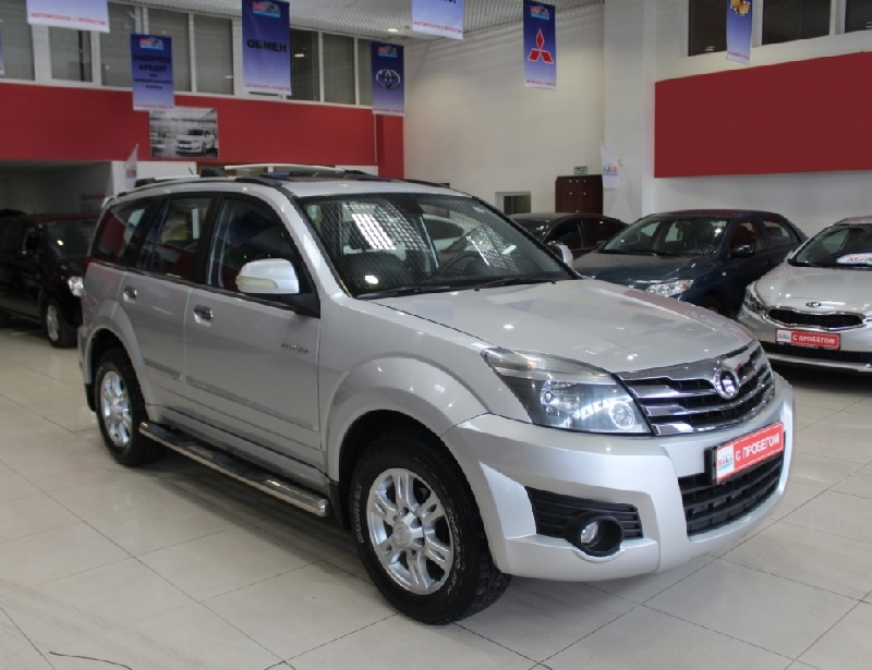 Great Wall Hover H3 <br />2.0 MT (122 л.с.) 4WD