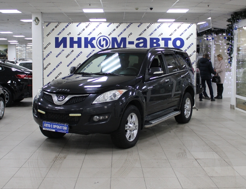 Great Wall Hover H5 <br />2.0d MT (150 л.с.) 4WD