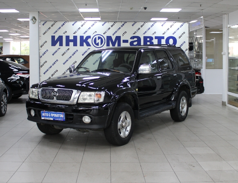 Great Wall Safe <br />2.2 MT (105 л.с.) 4WD