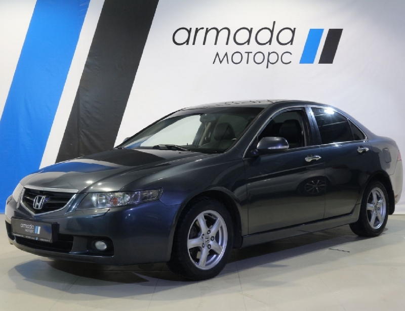 Honda Accord <br />2.4 AT (160 л.с.)