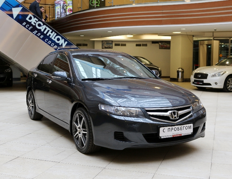 Honda Accord <br />2.0 AT (155 л.с.)