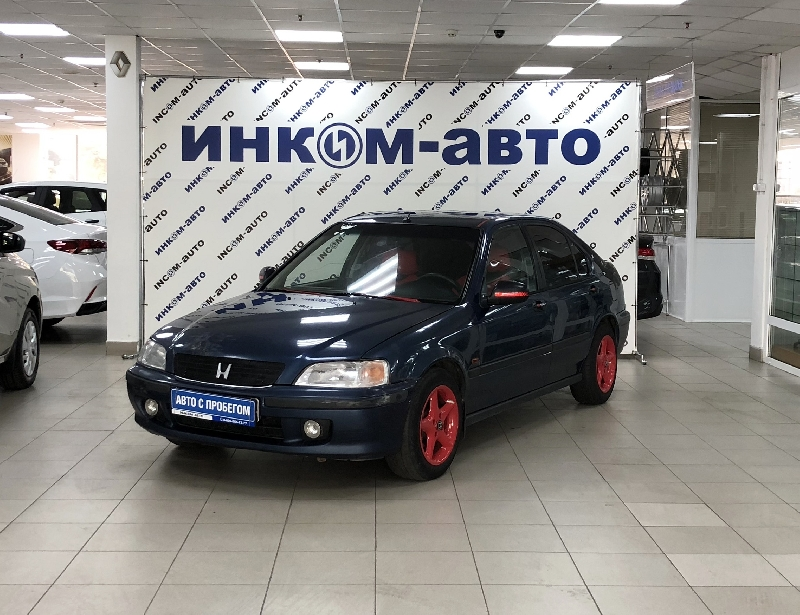 Honda Civic <br />1.4 MT (90 л.с.)