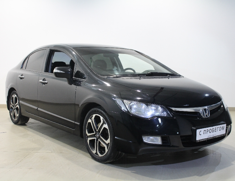 Honda Civic <br />1.8 AT (140 л.с.)