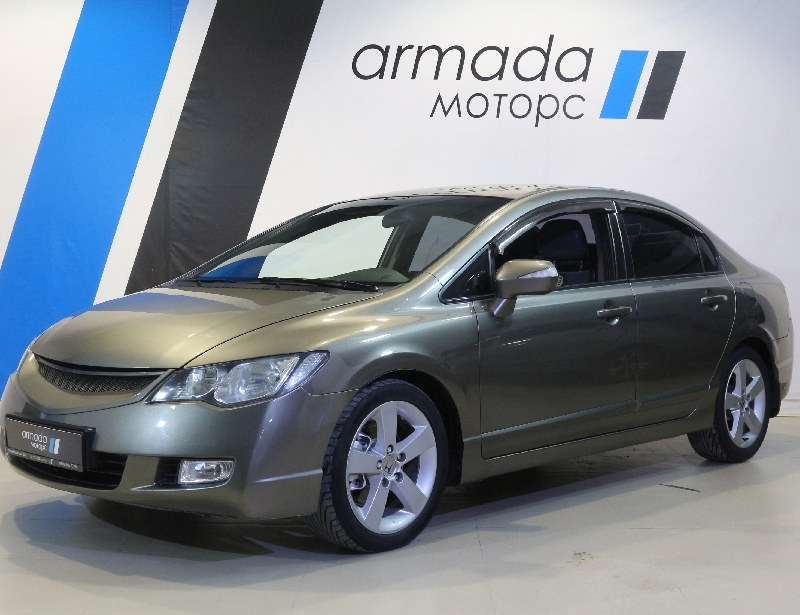Honda Civic <br />1.8 MT (140 л.с.)