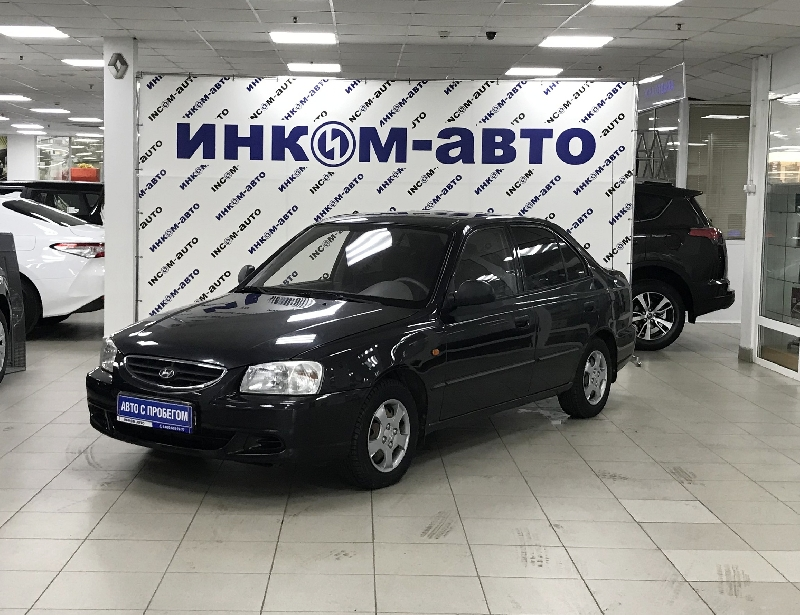 Hyundai Accent <br />1.5 AT (102 л.с.)