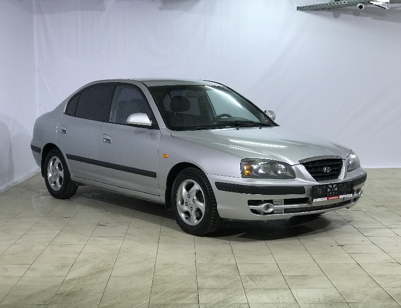 Hyundai Elantra <br />1.6 AT (105 л.с.)