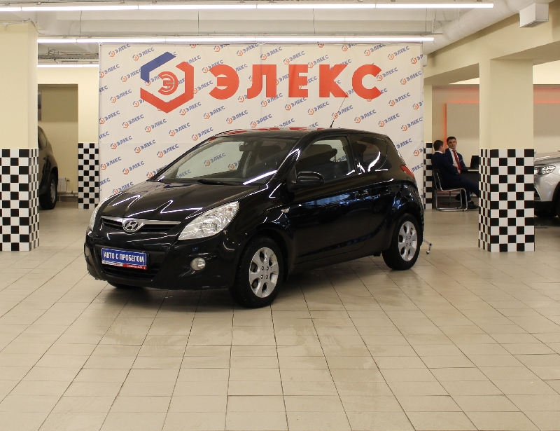 Hyundai i20 <br />1.4 AT (100 л.с.)