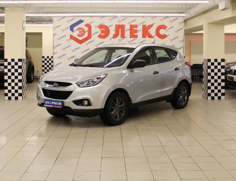 Hyundai ix35 <br />2.0 AT (150 л.с.) 4WD