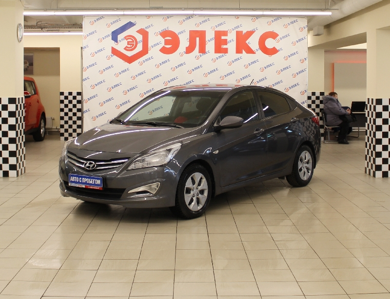 Hyundai Solaris <br />1.6 AT (123 л.с.)