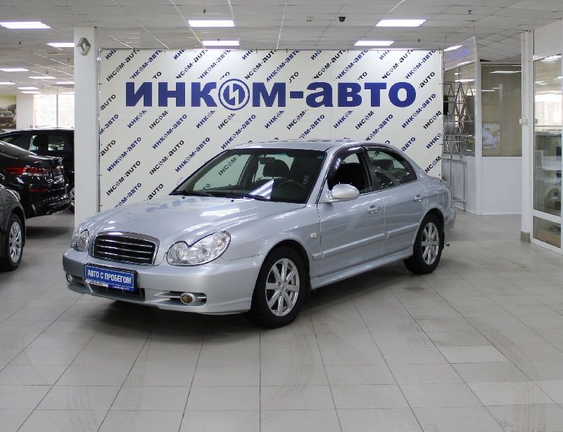 Hyundai Sonata <br />2.0 AT (137 л.с.)