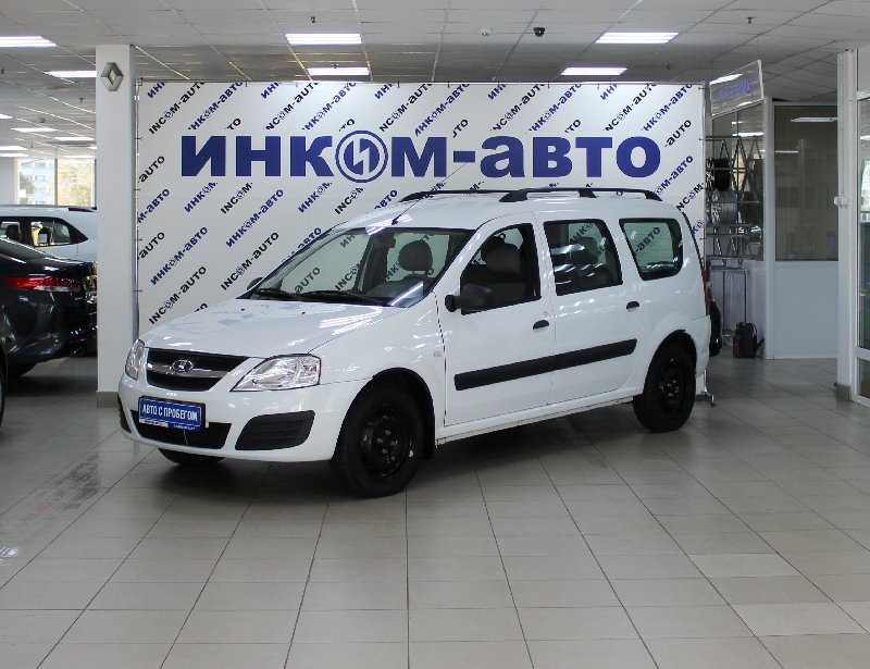 LADA (ВАЗ) Largus <br />1.6 MT (87 л.с.)