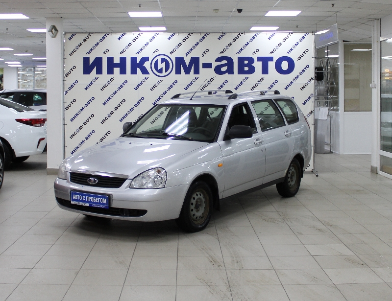 LADA (ВАЗ) Priora <br />1.6 MT (98 л.с.)