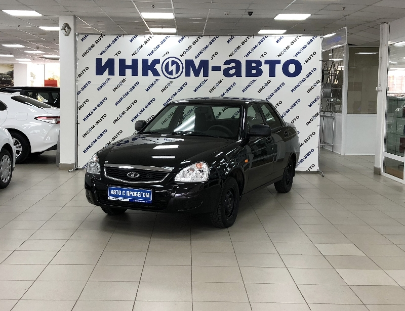 LADA (ВАЗ) Priora <br />1.6 MT (87 л.с.)