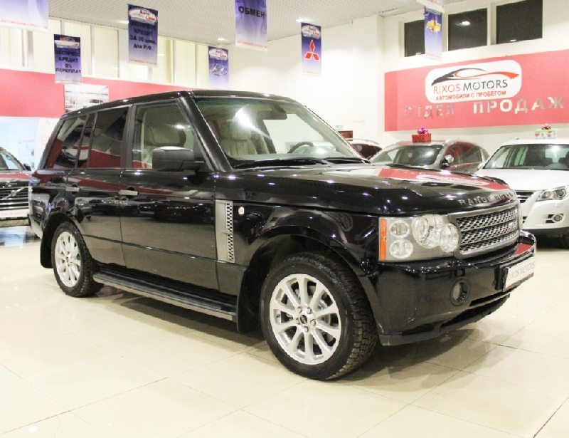 Land Rover Range Rover <br />4.4 AT (306 л.с.) 4WD