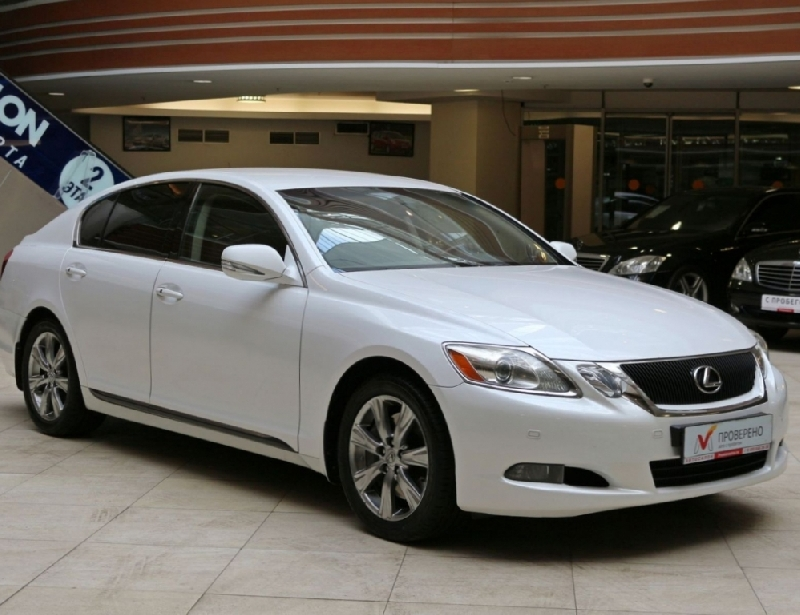 Lexus GS <br />3.0 AT (249 л.с.)