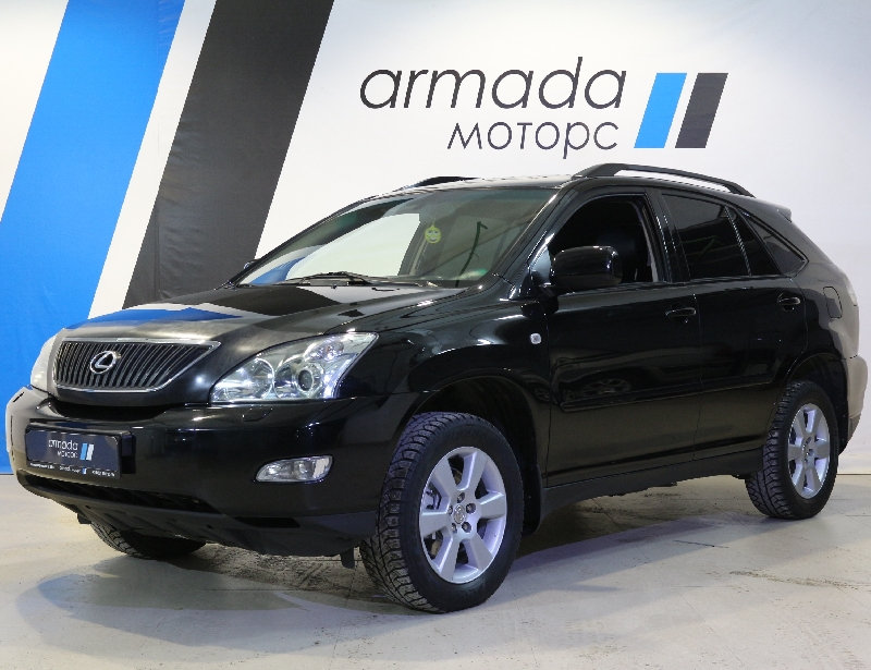Lexus RX <br />3.5 AT (276 л.с.) 4WD