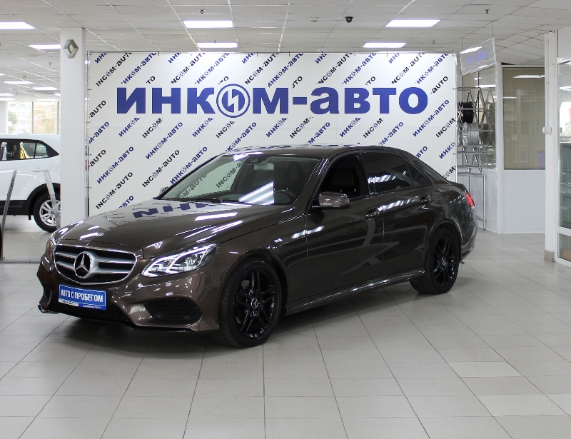 Mercedes-Benz E-klasse <br />2.0 AT (184 л.с.)