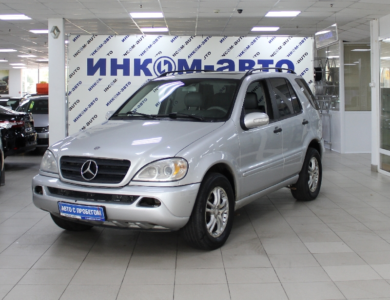 Mercedes-Benz M-klasse <br />3.2 AT (218 л.с.) 4WD