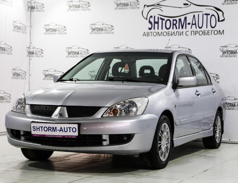Mitsubishi Lancer <br />1.6 AT (98 л.с.)