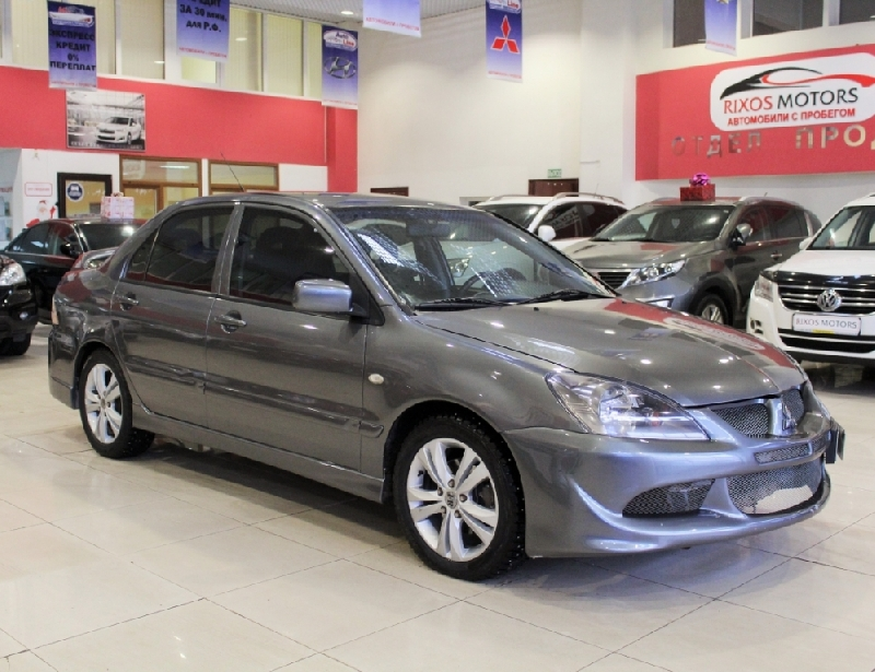 Mitsubishi Lancer <br />2.0 AT (135 л.с.)