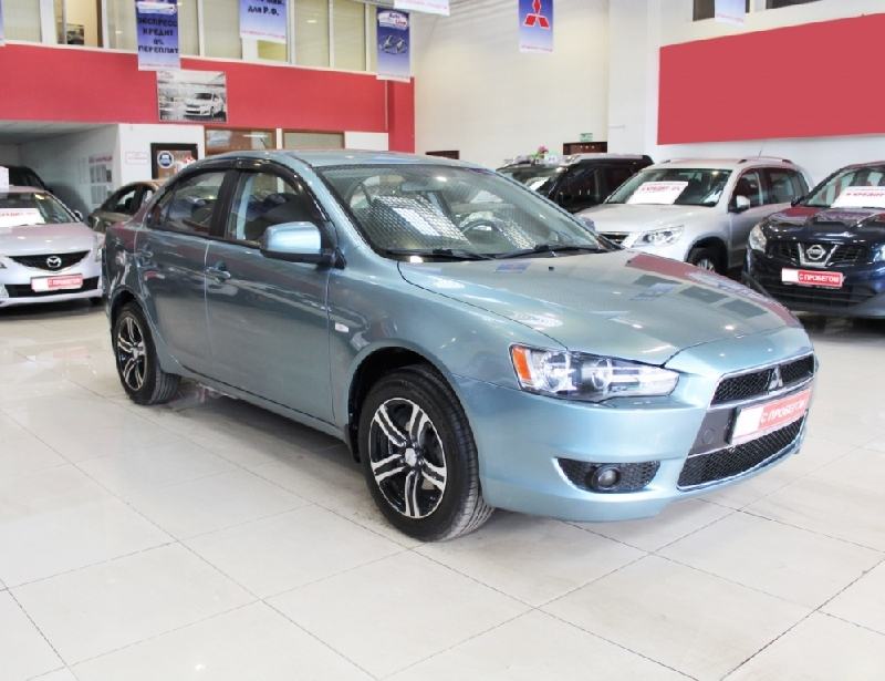 Mitsubishi Lancer <br />2.0 AT (150 л.с.)