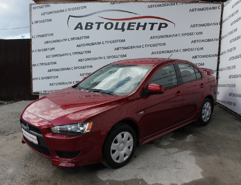 Mitsubishi Lancer <br />1.5 AT (109 л.с.)