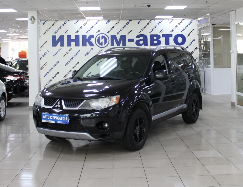 Mitsubishi Outlander <br />3.0 AT (220 л.с.) 4WD