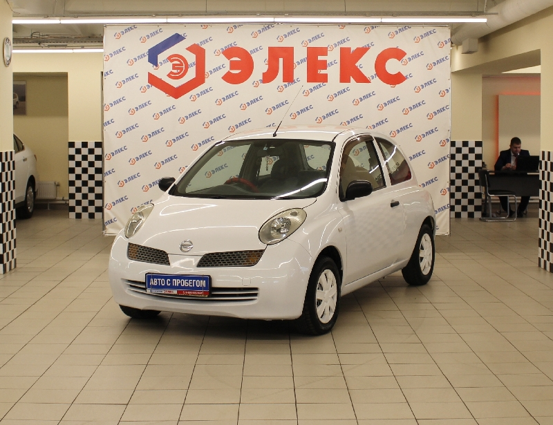 Nissan March <br />1.2 AT (80 л.с.)