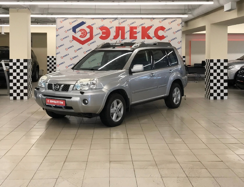 Nissan X-Trail <br />2.5 AT (165 л.с.) 4WD