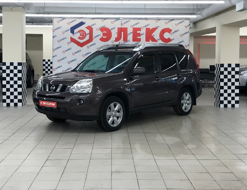 Nissan X-Trail <br />2.0d AT (150 л.с.) 4WD
