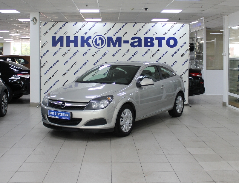 Opel Astra <br />1.6 AT (115 л.с.)