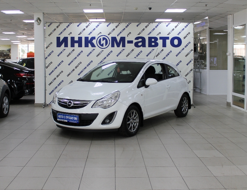 Opel Corsa <br />1.2 AT (85 л.с.)