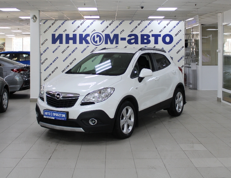 Opel Mokka <br />1.4 AT (140 л.с.)