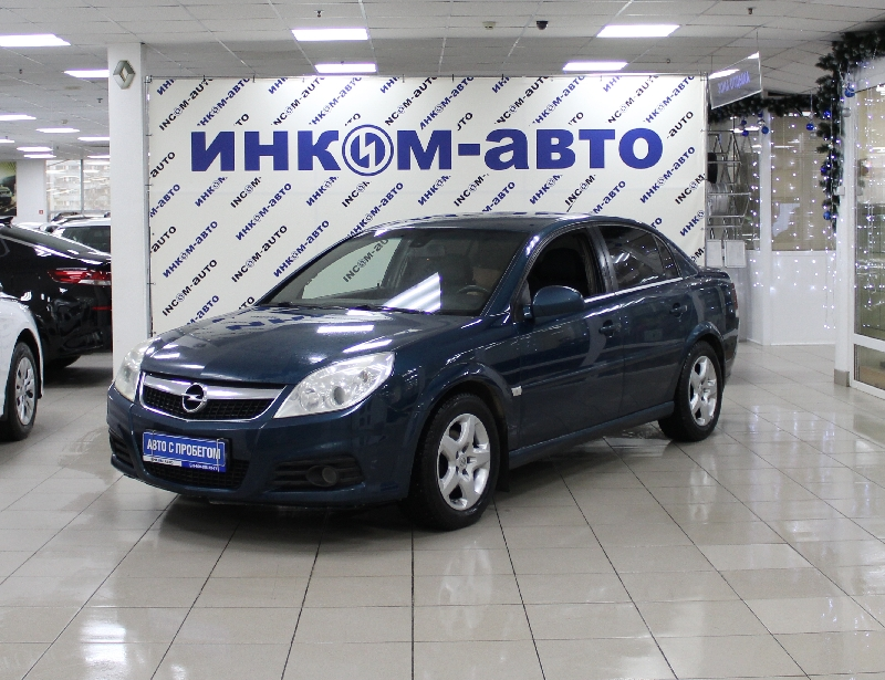 Opel Vectra <br />1.8 MT (140 л.с.)