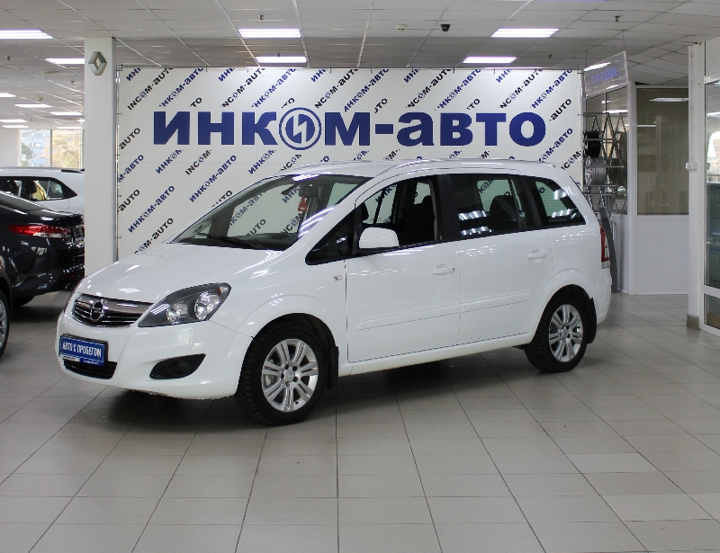 Opel Zafira <br />1.8 AT (140 л.с.)