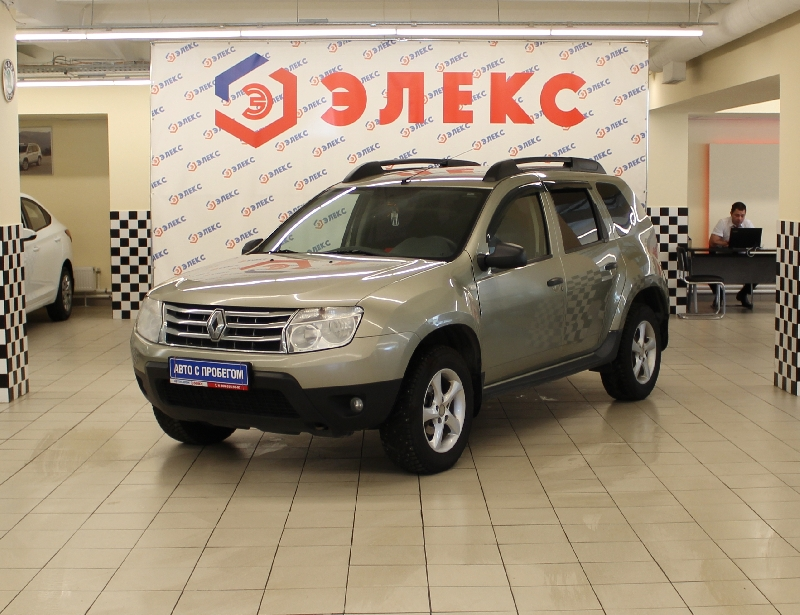 Renault Duster <br />1.6 MT (102 л.с.)