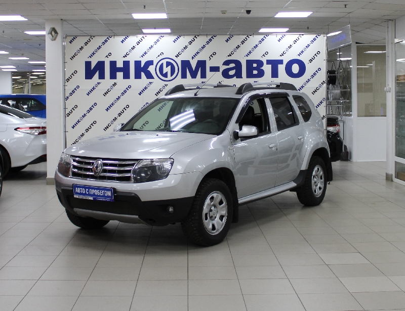Renault Duster <br />2.0 MT (135 л.с.) 4WD