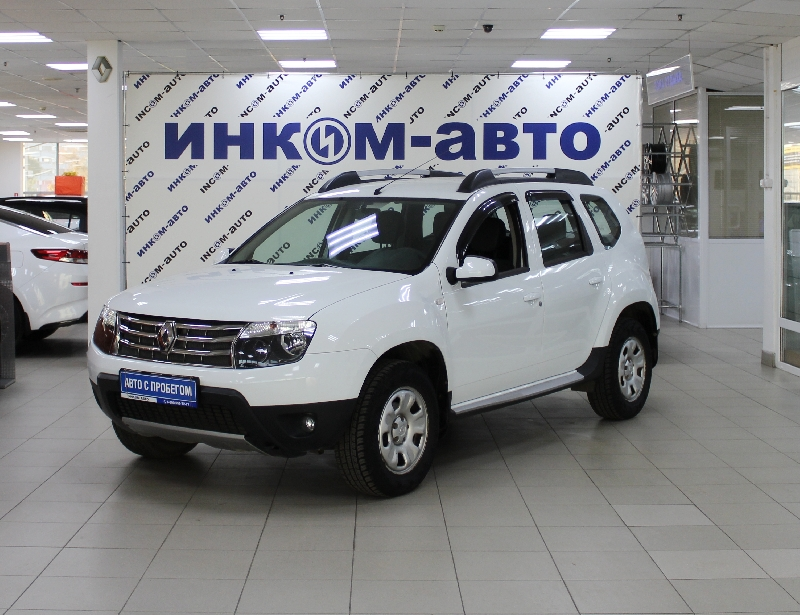 Renault Duster <br />1.6 MT (102 л.с.) 4WD