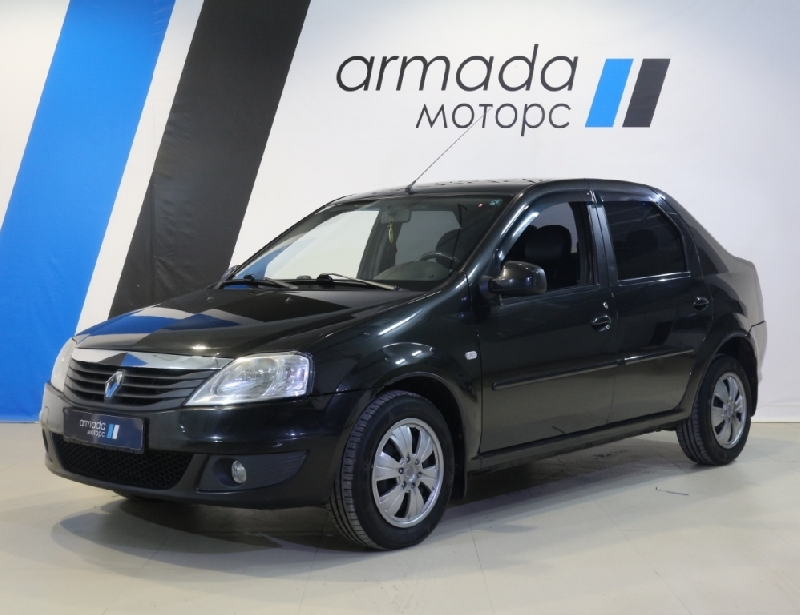 Renault Logan <br />1.6 MT (102 л.с.)