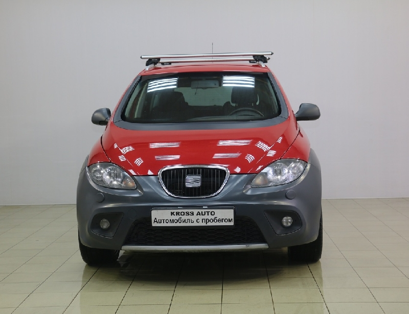 SEAT Altea <br />2.0 MT (200 л.с.) 4WD