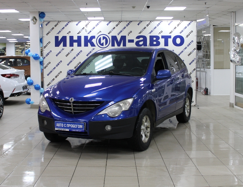 SsangYong Actyon <br />2.3 AT (150 л.с.) 4WD